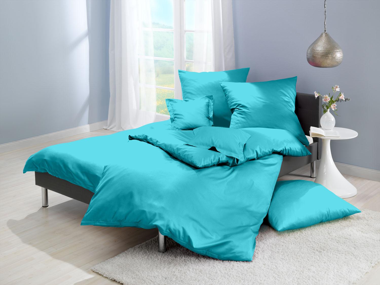 Hochwertige Blaue Bettwäsche Bettwaesche Mit Stil