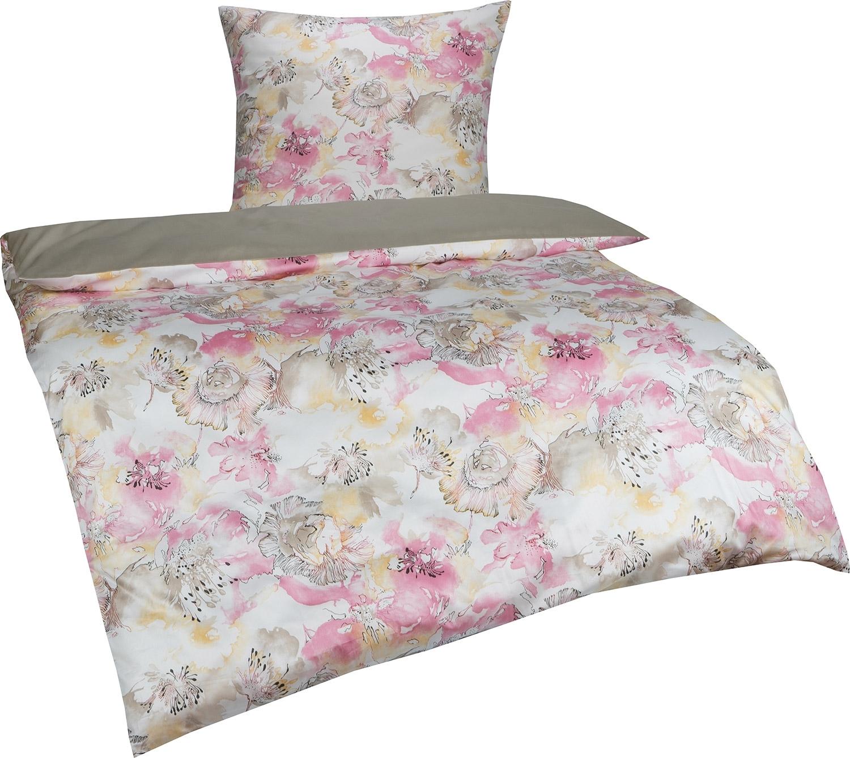 bettwaesche mit stil wendebettw sche juliet mako satin malve kaufen bms. Black Bedroom Furniture Sets. Home Design Ideas