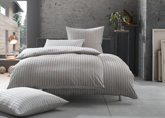wendebettw sche in hellbraun bettwaesche mit stil. Black Bedroom Furniture Sets. Home Design Ideas