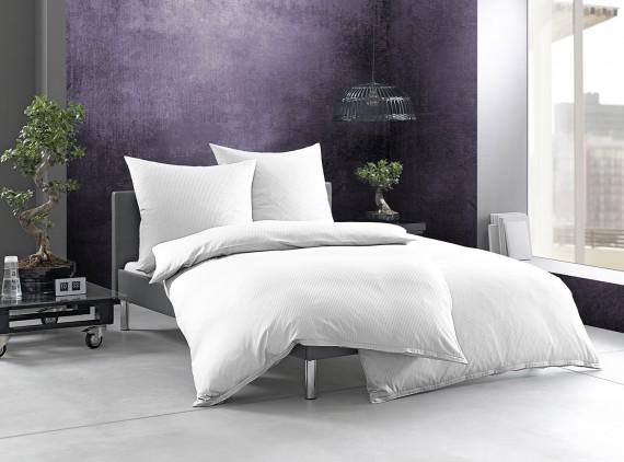 Hochwertige Bettwäsche In Weiß Bettwaesche Mit Stil