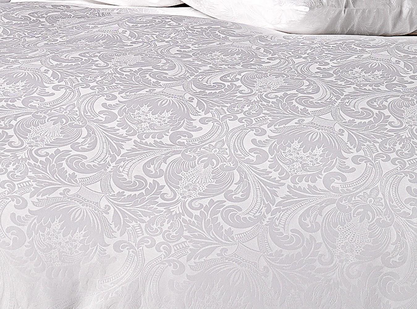 Bettwäsche Ornament Weiß Bettwaesche Mit Stil