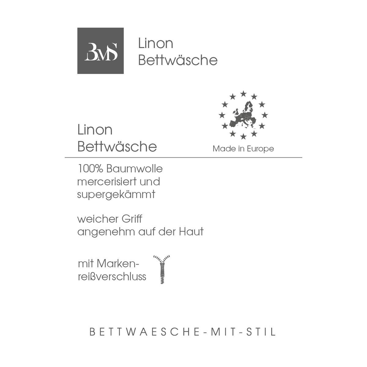 Linon Hotelbettwäsche Weiß Bettwaesche Mit Stil