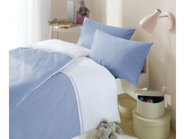 Kinder-Bettwäsche Maxi blau | Bettwaesche-mit-Stil