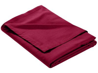 Mako Satin Bettlaken ohne Gummizug pink